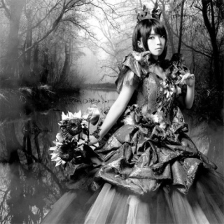 棺姫のチャイカ 主題歌「漆黒を塗りつぶせ」(野水いおり)